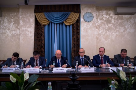 Общественная палата Российской Федерации. Слушания по Парижскому климатическому соглашению (01.11.2016г)