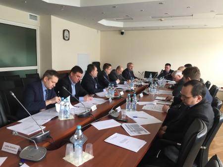 Заседание секции по законодательному регулированию угольной и торфяной отраслей Экспертного совета при Комитете Государственной Думы по энергетике (18.04.2017г)