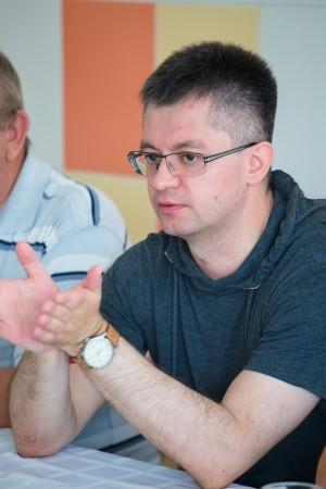 с. Елыкаево, Кемеровский район (30.06.2017г) Встреча с жителями