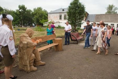 с. Елыкаево, Кемеровский район (30.06.2017г)