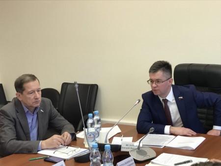 Заседание экспертного совета при Комитете ГД по энергетике. 20.02.2018г.
