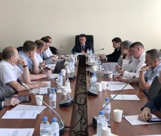 Заседание секции по проблеме законодательного обеспечения повышения экологичности угольной генерации (12.07.2018)
