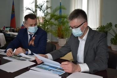Рабочая поездка в Киселевск (06.11.2020)