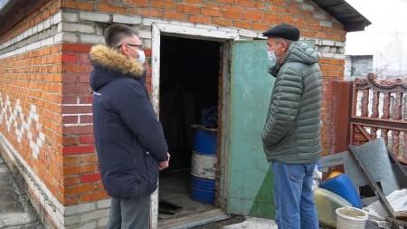 Рабочая поездка в Киселевск и Прокопьевск (06.11.2020)